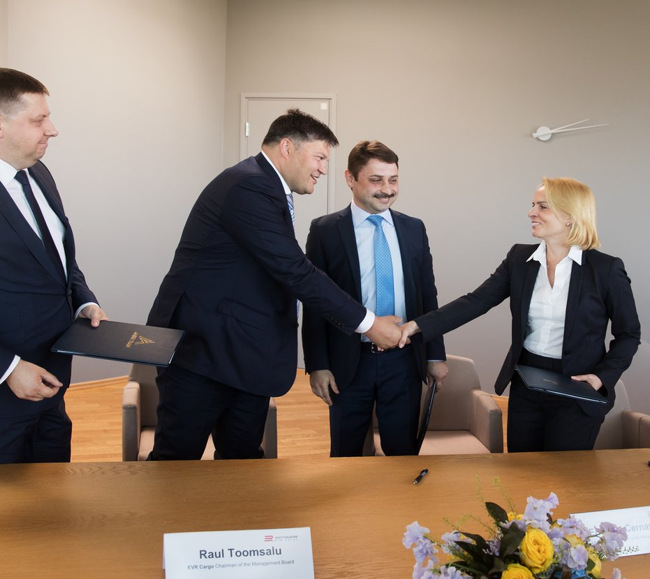 Baltic railway companies signed Amber Train agreement