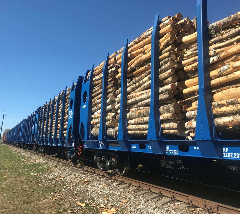 Operail acquires over 160 timber conflats